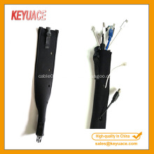 Neoprene ZIP Cable Insulation Sleeve
